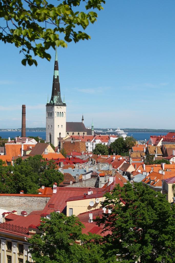 old city tallinn
