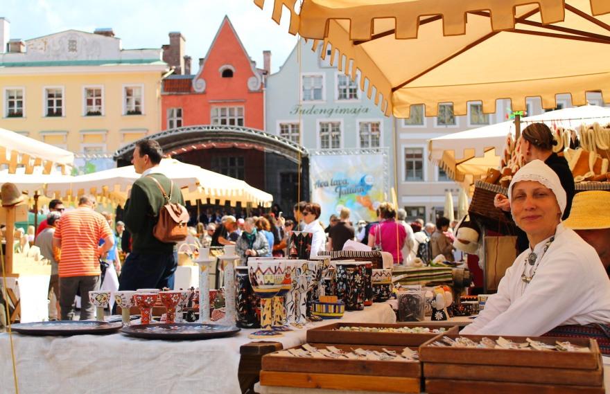 open market tallinn
