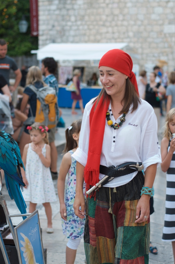 pirate dubrovnik