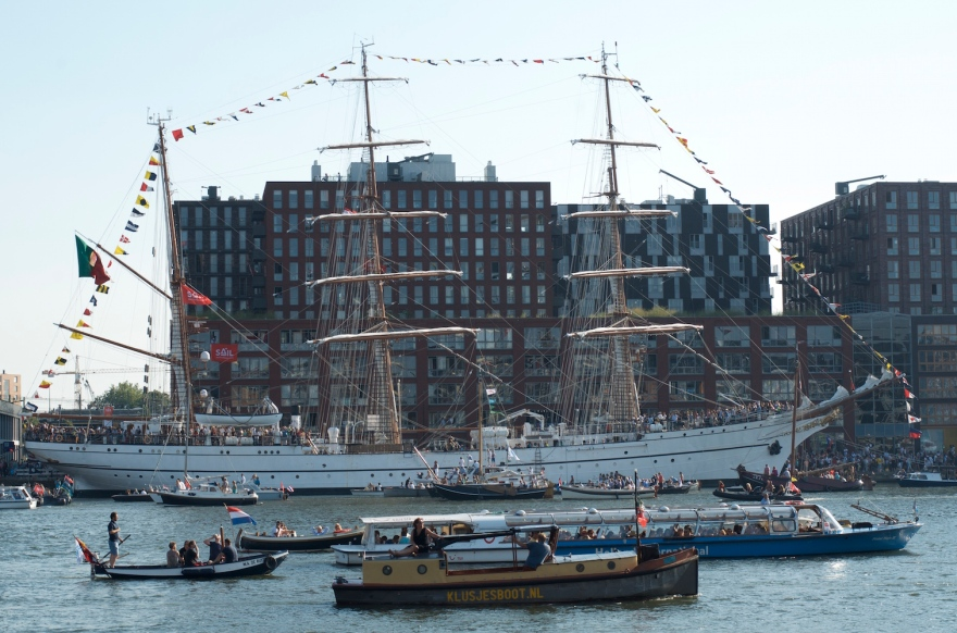 Sail2015: Golden age, and the golden future