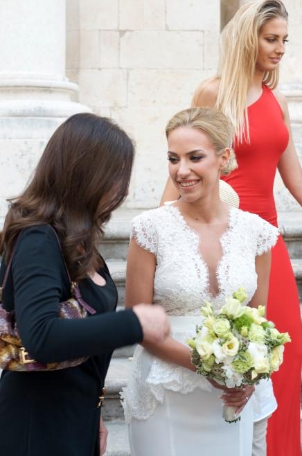 bride Dubrovnik