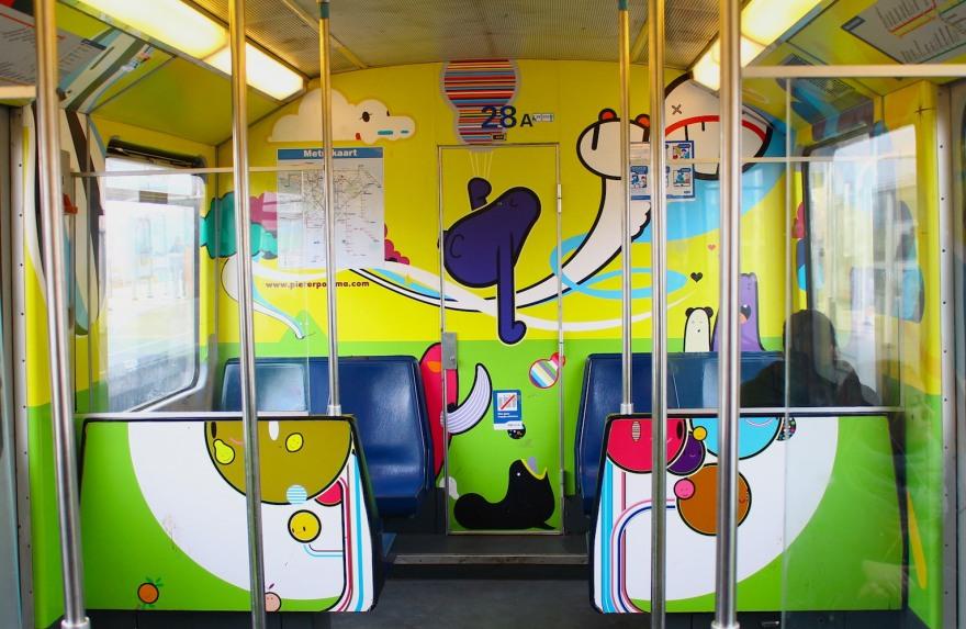 metro dutch design