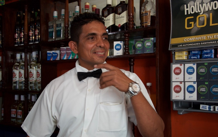 cuban bar owner