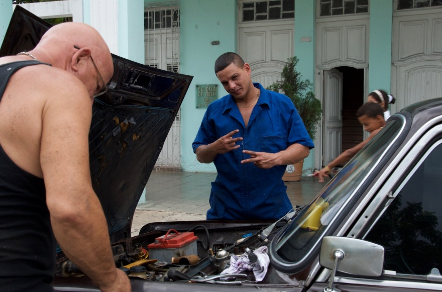 cuban mechanics