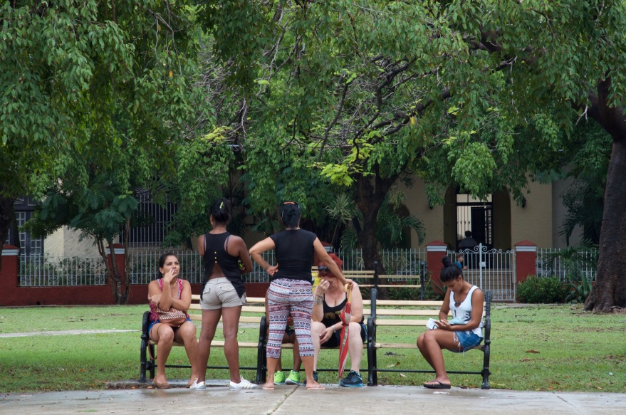 cuban women connected