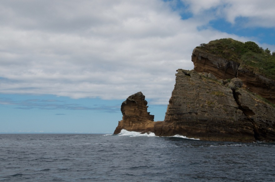 island on the ocean