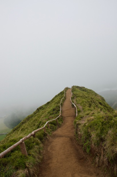 Travel for the unknown. -Sete Cidades