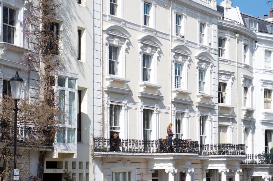 london spring white